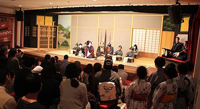 『寺子屋』には、助演として澤村國矢丈、中村京妙丈、中村かなめ丈もご出演されました。